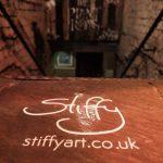 Stiffy Art Launch Birmingham 2019 2