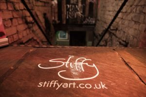 Stiffy Art Launch Birmingham 2019 2
