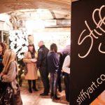 Stiffy Art Launch Birmingham 2019 30