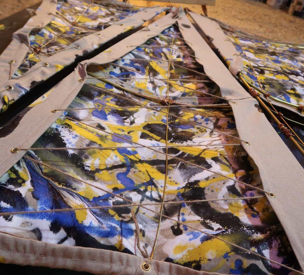 Jackson Pollock Birthday - Stiffy Art