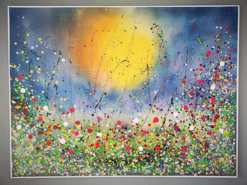 Art testimonial from Sarah - Stiffy Art