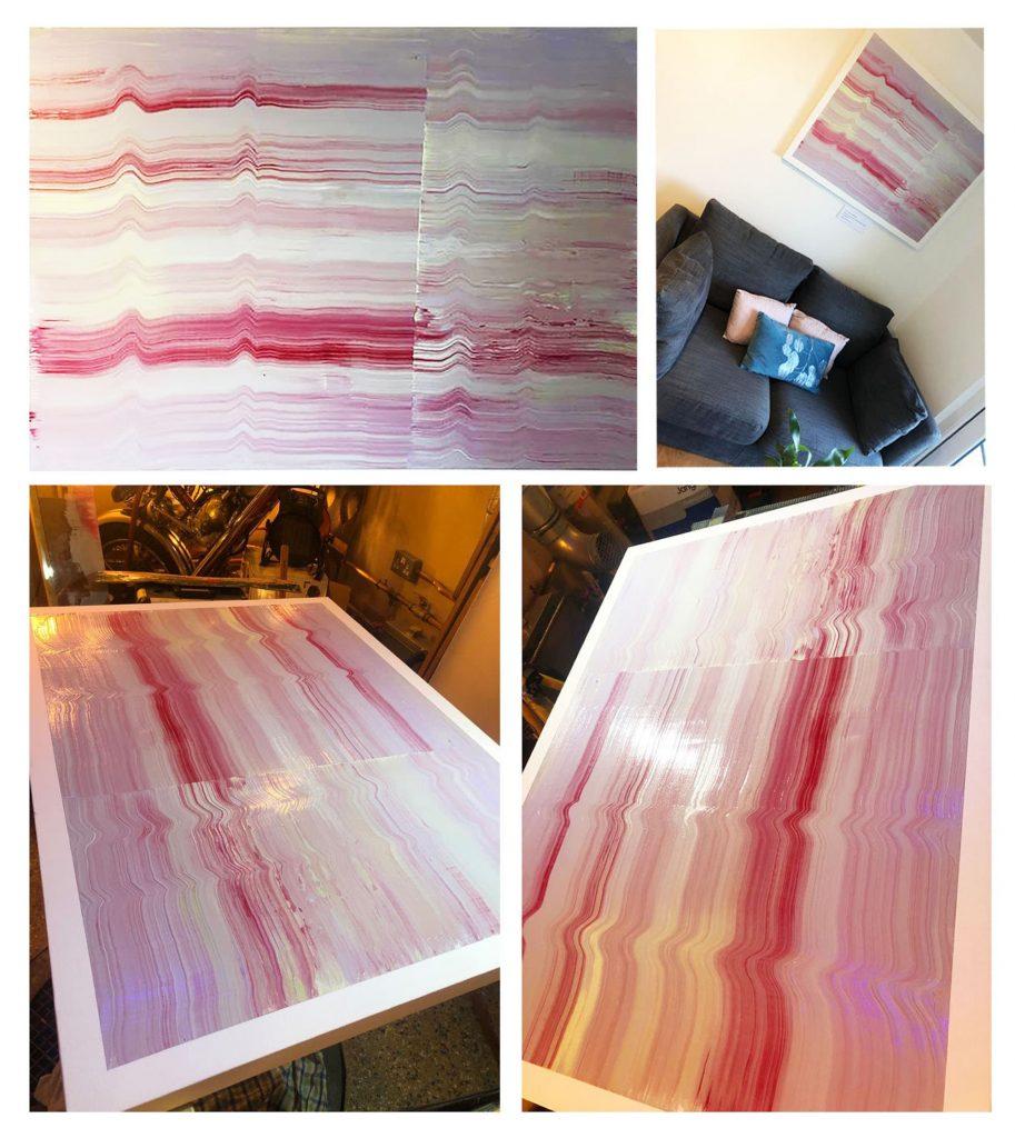 Richter inspired 2 - Stiffy Art