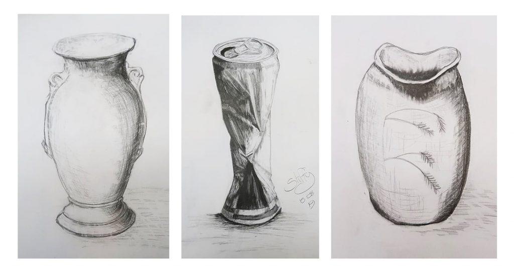 Classical Development Still life series - Stiffy Art