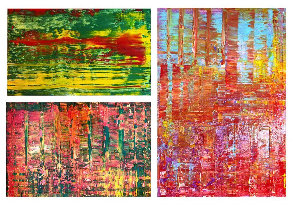 Richter inspired - Stify Art