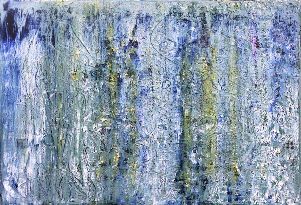 William de Kooning inspired - Stiffy Art